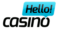 Hello Casino  Bonus Code - 100% up to $500 Match25 Free Spins on multiple games