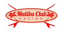 Malibu Club Casino  Bonus Code - 100% up to €10000 Match30 Free Spins on Slots with exclusions