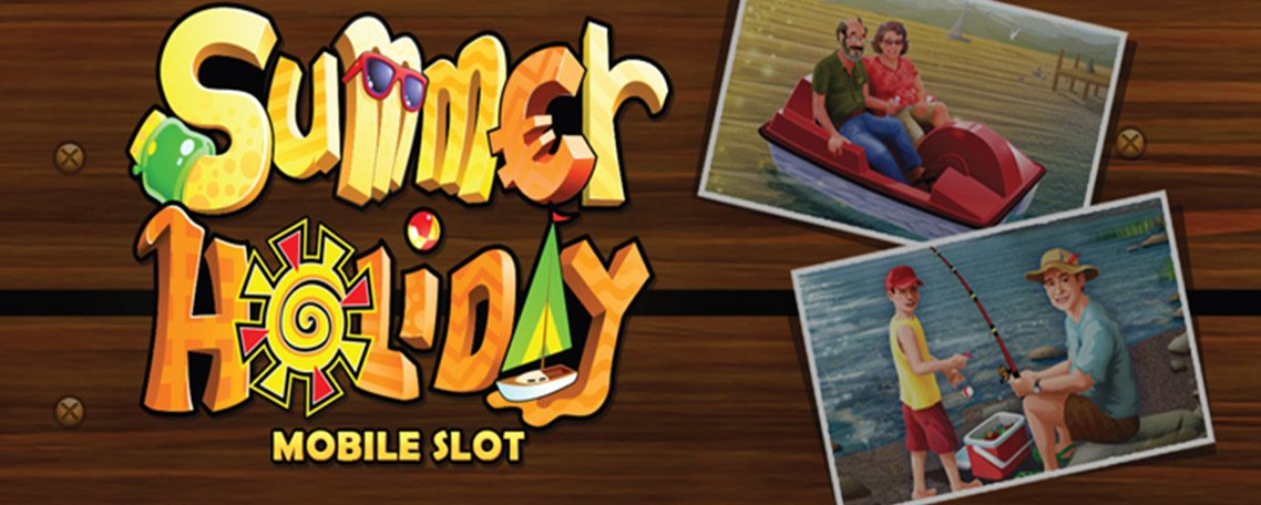 Summer Holiday from Microgaming