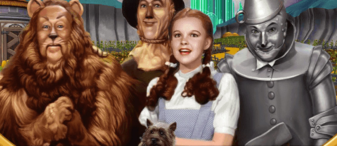 The Wizard of Oz Slot Game