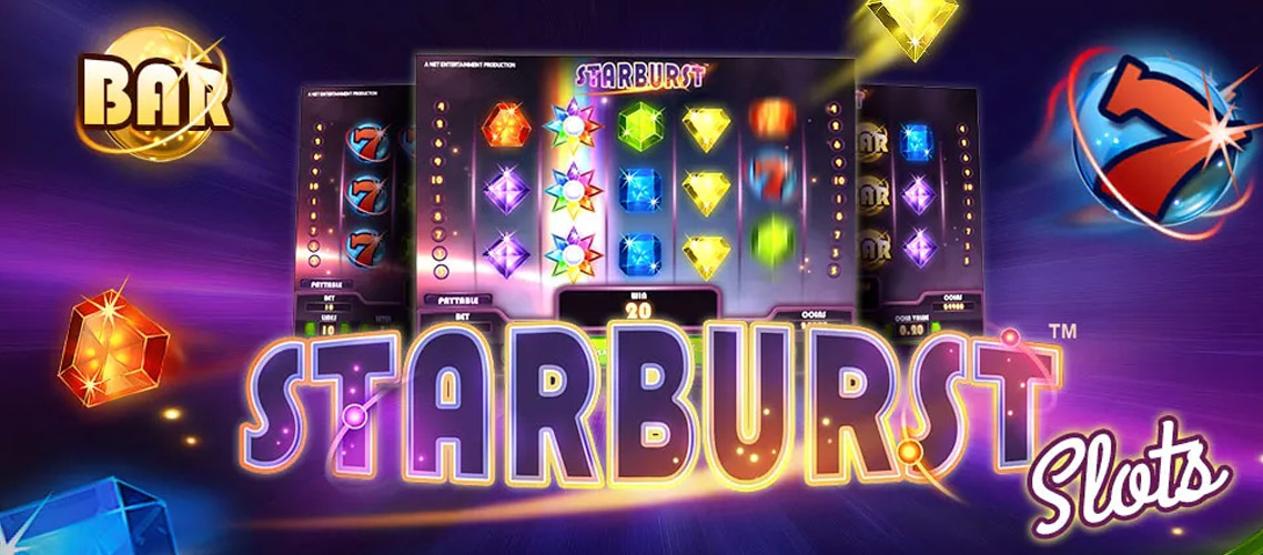 Play Starburst Slots with Free Spins